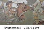 pompeii  italy   april 1  2017  ... | Shutterstock . vector #768781195