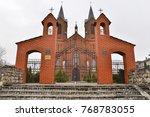 miory  belarus   november 6... | Shutterstock . vector #768783055