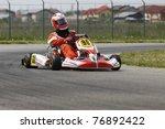 bucharest  romania   may 8 ... | Shutterstock . vector #76892422