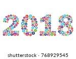 alexandria  egypt   december 05 ... | Shutterstock .eps vector #768929545