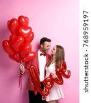 you are my precious treasure  | Shutterstock . vector #768959197