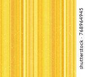 vertical yellow stripes pattern ... | Shutterstock .eps vector #768964945