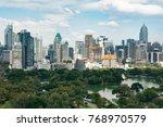 bangkok thailand   november 29... | Shutterstock . vector #768970579