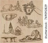 old and native art  artworks