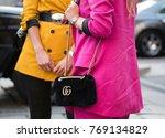 milan  italy   september 22 ... | Shutterstock . vector #769134829