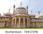historic royal pavillion in...