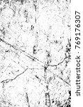 grunge black and white pattern. ... | Shutterstock . vector #769176307