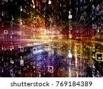 digital city series. background ...   Shutterstock . vector #769184389