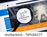montreal  canada   december 5 ...   Shutterstock . vector #769186177