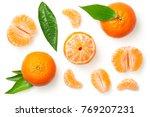Mandarines  Tangerine ...