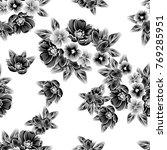 abstract elegance seamless... | Shutterstock .eps vector #769285951