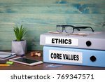 Core Values And Ethics....