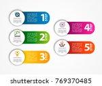 vector illustration. an... | Shutterstock .eps vector #769370485