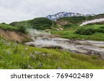 geothermal springs in kamchatka ...