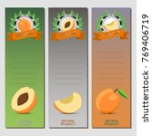 abstract vector icon... | Shutterstock .eps vector #769406719