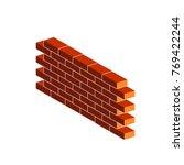 cartoon illustration   building ...   Shutterstock .eps vector #769422244
