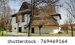Protestant Wooden Church In...
