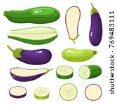 bright vector illustration of... | Shutterstock .eps vector #769483111