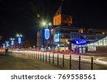 koszalin  west pomeranian  ... | Shutterstock . vector #769558561