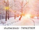 Winter Background. Beautiful...