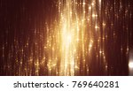 glamour abstract background...   Shutterstock . vector #769640281