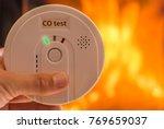 Carbon Monoxide Alarm In The...