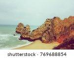 Camilo Beach In Lagos  Algarve...