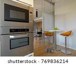 interiors shots of a modern... | Shutterstock . vector #769836214