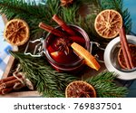 Mulled Wine In A Glass....