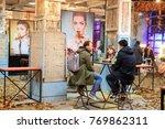 kiev  ukraine   november 4 ... | Shutterstock . vector #769862311