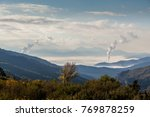 view  of the valley of... | Shutterstock . vector #769878259