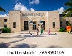 usa  florida  miami beach  ... | Shutterstock . vector #769890109