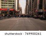 new york  ny   december 2  2017 ... | Shutterstock . vector #769900261