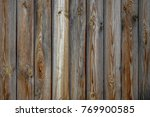 weathered wood plank texture of ... | Shutterstock . vector #769900585