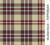 seamless tartan plaid pattern.... | Shutterstock .eps vector #769908664