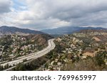 afternoon view of glendale... | Shutterstock . vector #769965997