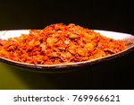 chili cook spicy | Shutterstock . vector #769966621