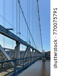 mid hudson bridge crossing the... | Shutterstock . vector #770075791