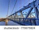 mid hudson bridge crossing the...   Shutterstock . vector #770075824