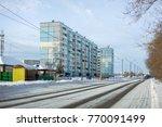 sharypovo  rf   november 23 ... | Shutterstock . vector #770091499