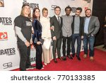 cast and producers attend  la...   Shutterstock . vector #770133385
