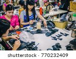 kanchanaburi  thailand   july...   Shutterstock . vector #770232409