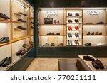 rome  italy   circa november ... | Shutterstock . vector #770251111