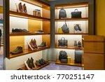 rome  italy   circa november ... | Shutterstock . vector #770251147