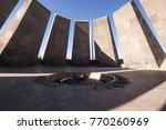 armenian genocide memorial ... | Shutterstock . vector #770260969
