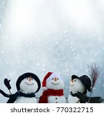 merry christmas and happy new... | Shutterstock . vector #770322715