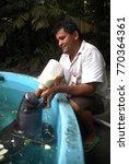 manaus  september 5  2006.... | Shutterstock . vector #770364361