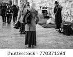 jerusalem  israel   november... | Shutterstock . vector #770371261