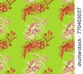 modern zendoodle rapport.... | Shutterstock .eps vector #770403037