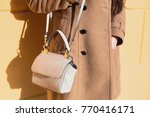 close up  fashion portrait of... | Shutterstock . vector #770416171